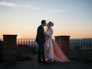 Le nozze di Ivana e Giuseppe