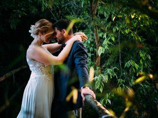 Le nozze di Giorgia e Pietro