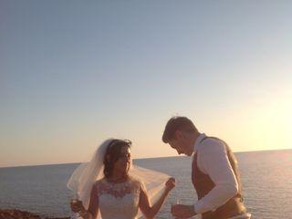 Le nozze di Ivi e Chris 1