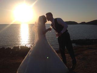 Le nozze di Ivi e Chris