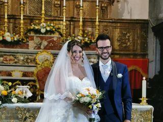 Le nozze di Vincenza e Claudio 1