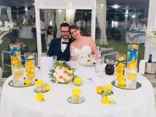 Le nozze di Vincenza e Claudio