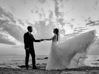 Le nozze di Martina e Joshua
