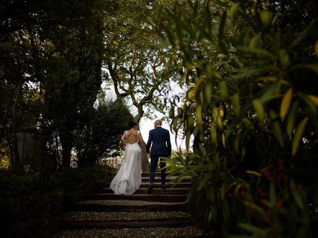 Il matrimonio di Gèrald e Giulia a Finale Ligure, Savona 37