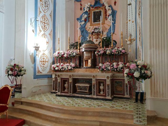 Il matrimonio di Filippo e Enza a Villafranca Sicula, Agrigento 22