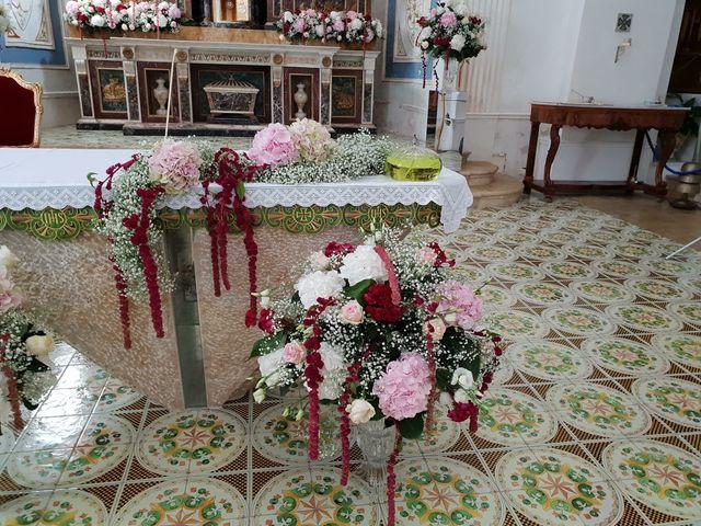 Il matrimonio di Filippo e Enza a Villafranca Sicula, Agrigento 23