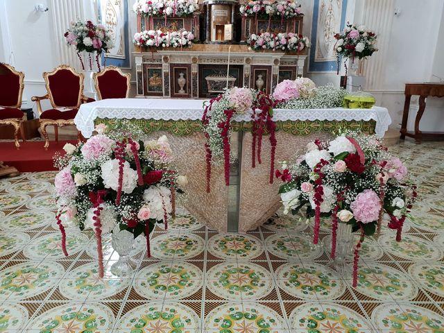 Il matrimonio di Filippo e Enza a Villafranca Sicula, Agrigento 24