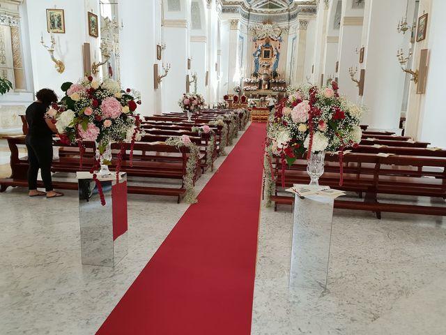 Il matrimonio di Filippo e Enza a Villafranca Sicula, Agrigento 27