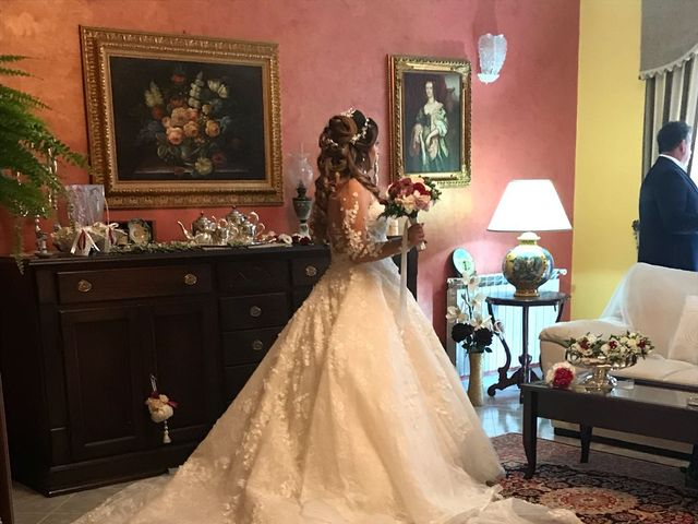 Il matrimonio di Filippo e Enza a Villafranca Sicula, Agrigento 35