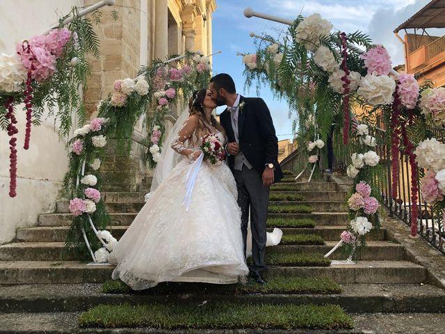 Il matrimonio di Filippo e Enza a Villafranca Sicula, Agrigento 37