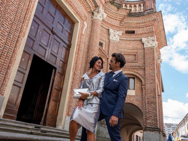 Le nozze di Katia e Massimiliano