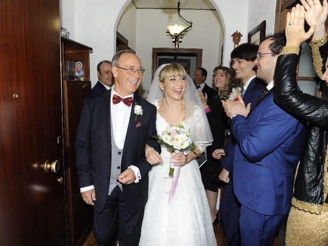 Il matrimonio di Emanuele  e Isabella a Chiaravalle, Ancona 19