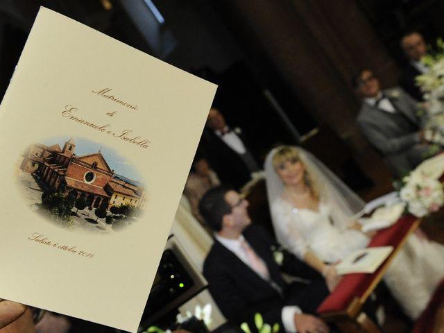 Il matrimonio di Emanuele  e Isabella a Chiaravalle, Ancona 22
