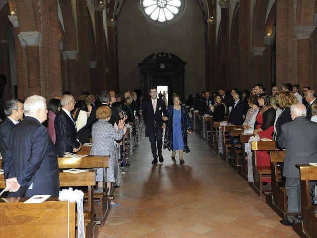Il matrimonio di Emanuele  e Isabella a Chiaravalle, Ancona 23