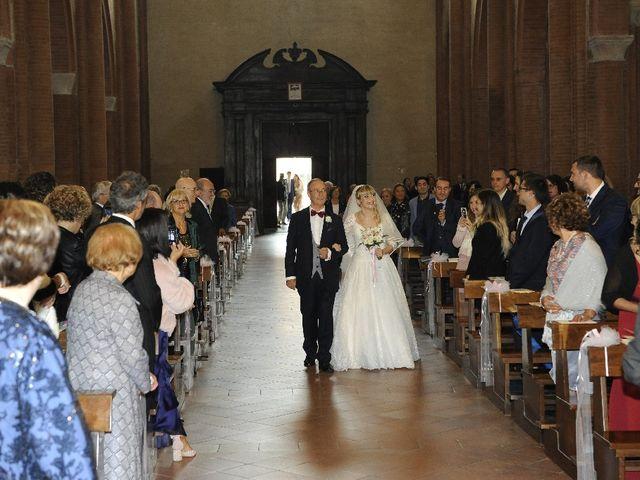 Il matrimonio di Emanuele  e Isabella a Chiaravalle, Ancona 24