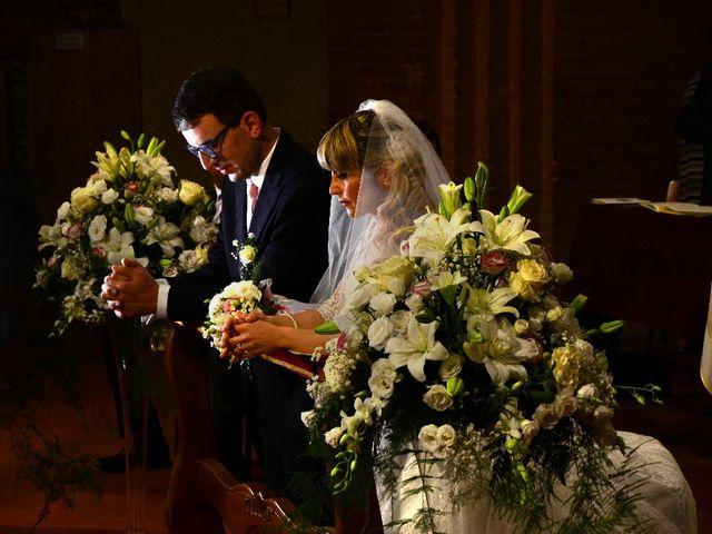 Il matrimonio di Emanuele  e Isabella a Chiaravalle, Ancona 26