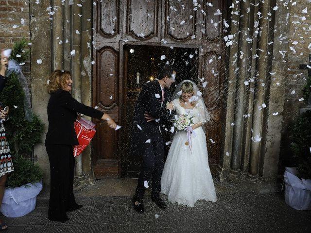 Il matrimonio di Emanuele  e Isabella a Chiaravalle, Ancona 32
