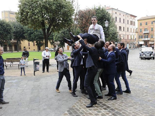 Il matrimonio di Emanuele  e Isabella a Chiaravalle, Ancona 35