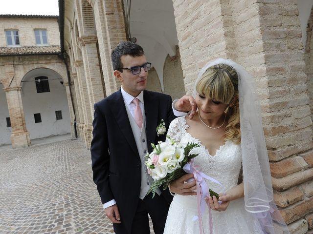 Il matrimonio di Emanuele  e Isabella a Chiaravalle, Ancona 36