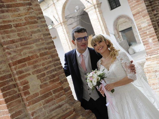 Il matrimonio di Emanuele  e Isabella a Chiaravalle, Ancona 37