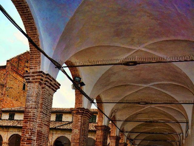 Il matrimonio di Emanuele  e Isabella a Chiaravalle, Ancona 1