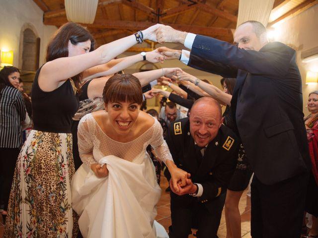 le nozze di Giorgia e Caludio