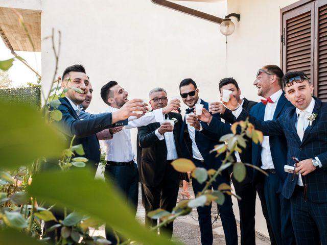 Il matrimonio di Federico e Elisabetta a Tocco da Casauria, Pescara 11