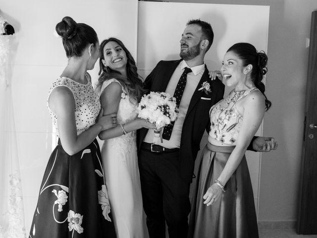 Il matrimonio di Federico e Elisabetta a Tocco da Casauria, Pescara 20