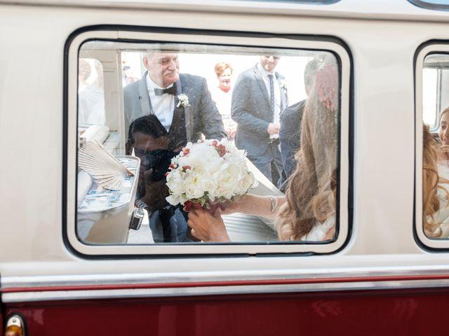 Il matrimonio di Federico e Elisabetta a Tocco da Casauria, Pescara 21