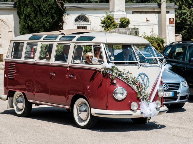 Il matrimonio di Federico e Elisabetta a Tocco da Casauria, Pescara 22