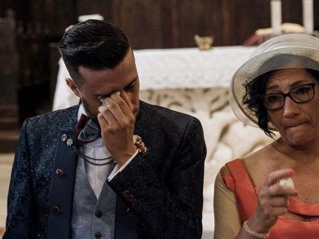 Il matrimonio di Federico e Elisabetta a Tocco da Casauria, Pescara 23