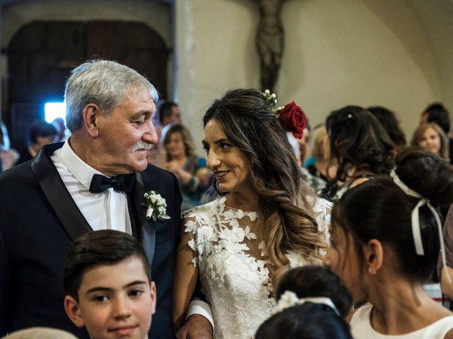 Il matrimonio di Federico e Elisabetta a Tocco da Casauria, Pescara 24