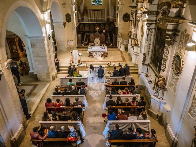 Il matrimonio di Federico e Elisabetta a Tocco da Casauria, Pescara 25