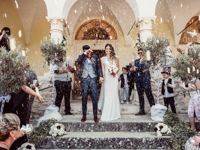Il matrimonio di Federico e Elisabetta a Tocco da Casauria, Pescara 29