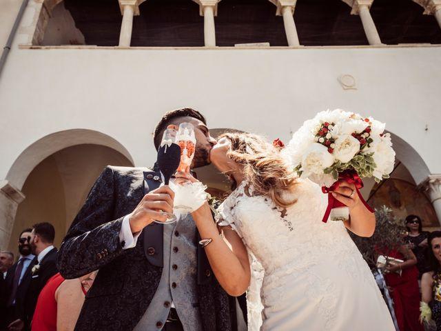 Il matrimonio di Federico e Elisabetta a Tocco da Casauria, Pescara 30