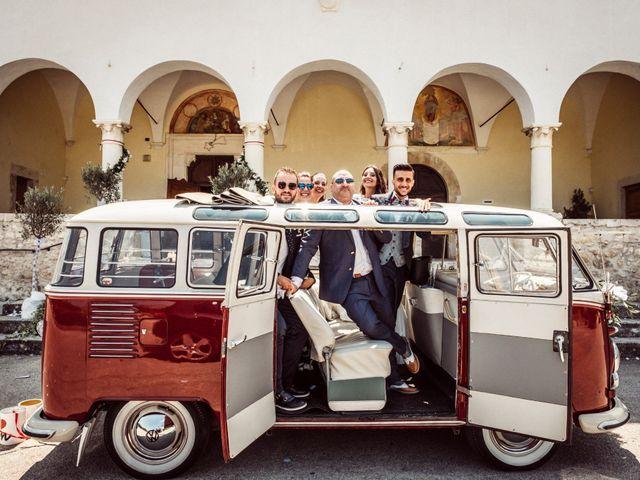 Il matrimonio di Federico e Elisabetta a Tocco da Casauria, Pescara 31
