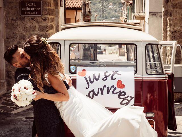 Il matrimonio di Federico e Elisabetta a Tocco da Casauria, Pescara 33