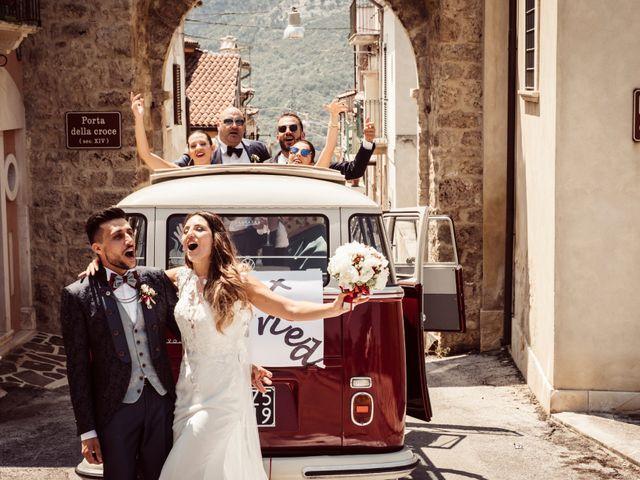 Il matrimonio di Federico e Elisabetta a Tocco da Casauria, Pescara 34