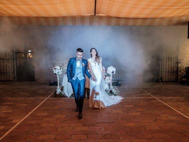 Il matrimonio di Federico e Elisabetta a Tocco da Casauria, Pescara 36