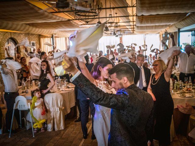 Il matrimonio di Federico e Elisabetta a Tocco da Casauria, Pescara 45