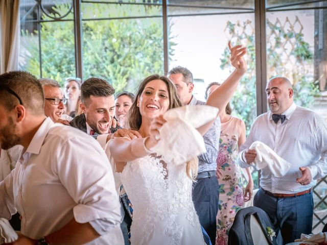 Il matrimonio di Federico e Elisabetta a Tocco da Casauria, Pescara 46