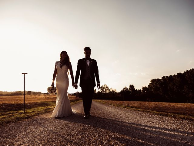 Il matrimonio di Federico e Elisabetta a Tocco da Casauria, Pescara 56