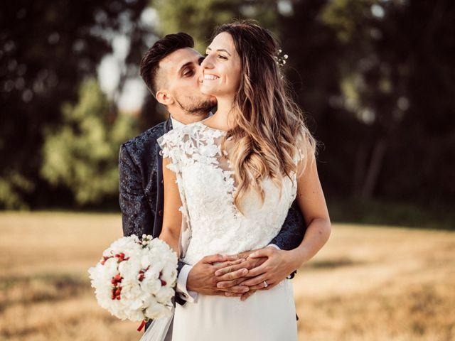 Il matrimonio di Federico e Elisabetta a Tocco da Casauria, Pescara 57