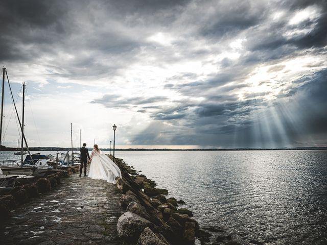 Le nozze di Maria Gloria e Mattia
