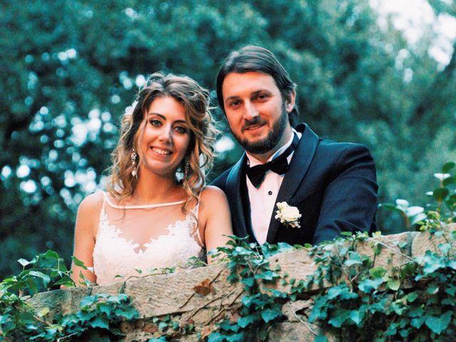 Il matrimonio di Matteo e Alessia a Collesalvetti, Livorno 1