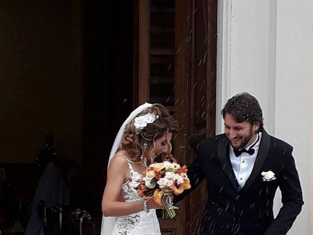 Il matrimonio di Matteo e Alessia a Collesalvetti, Livorno 4