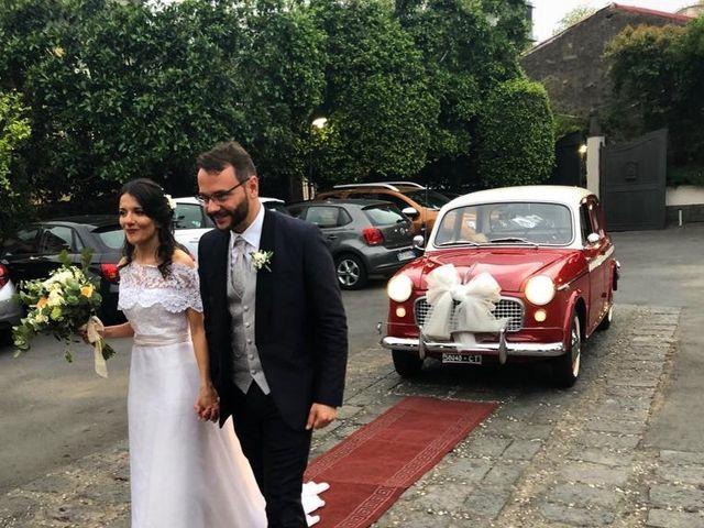 Il matrimonio di Massimo  e Emanuela  a Acireale, Catania 1