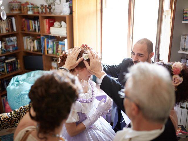 Il matrimonio di Eduardo e Camilla a Giussago, Pavia 16