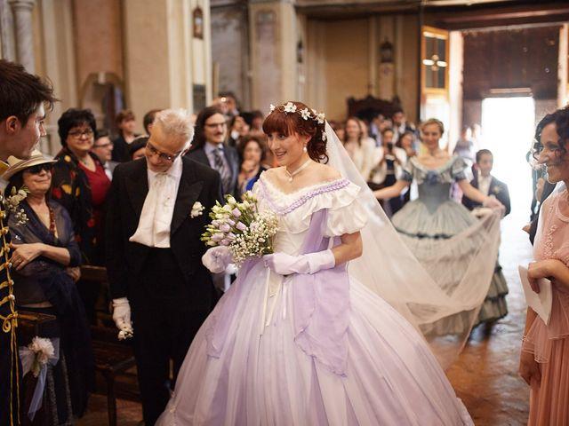 Il matrimonio di Eduardo e Camilla a Giussago, Pavia 18