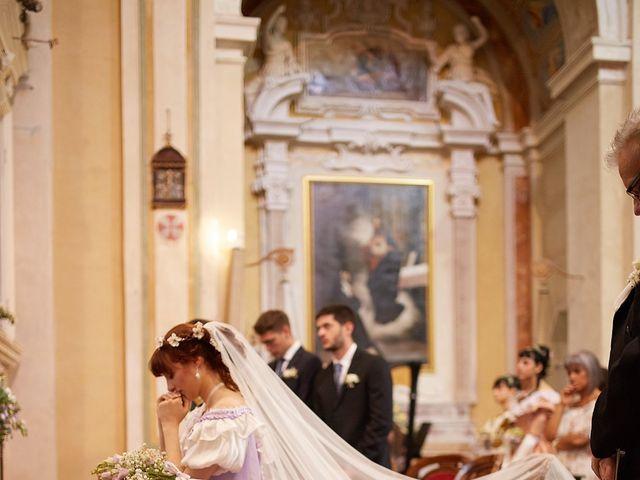 Il matrimonio di Eduardo e Camilla a Giussago, Pavia 21